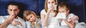 Грип – сімейна хвороба: методи профілактики для батьків аби не заразити дитину