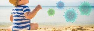 Сезон літніх захворювань: які віруси активізуються влітку?