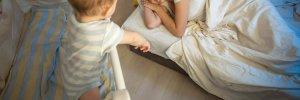 П'ять способів виспатися для батьків немовляти